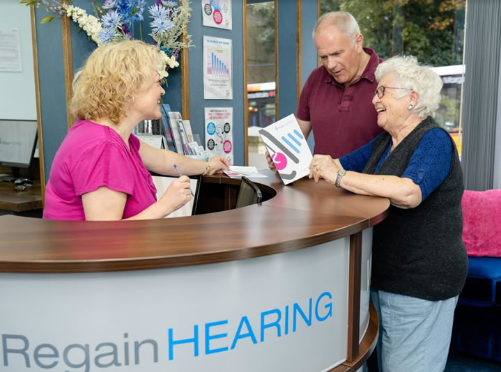 Regain Hearing Clinic