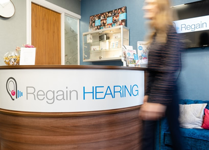 Hearing Test Reception