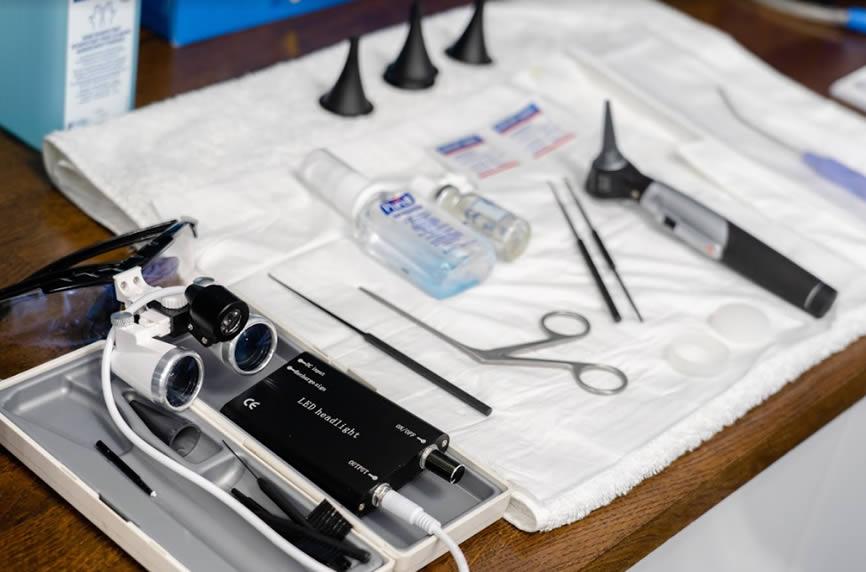 Microsuction Equipment