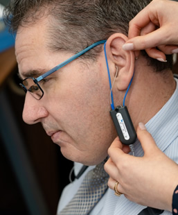 Ear Measurement