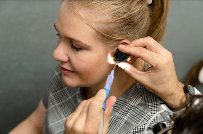 earwax removal