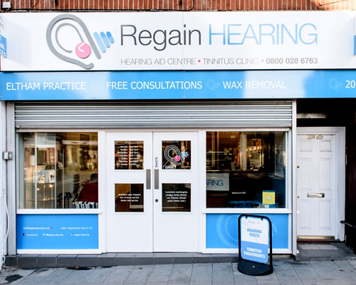 Regain Hearing Clinic in Eltham